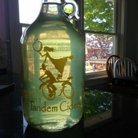 Photo taken at Tandem Ciders by Andy L. on 5/26/2013