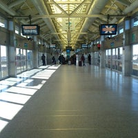 Photo taken at JFK AirTrain - Jamaica Station by Alexander E. on 1/27/2013