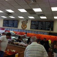 Photo taken at Town Bagel by Matt on 8/31/2013