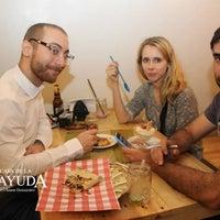 Foto tomada en La Casa de la Tlayuda por La Casa de la Tlayuda el 11/10/2014