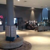 Photo taken at Van der Valk Hotel Sneek by Iris L. on 11/15/2012