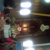 Photo taken at HKBP BALIKPAPAN Gunung Malang by Hanna T. on 12/24/2012