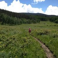 Photo taken at Elk walk by Steve H. on 7/15/2013