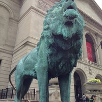 Foto tirada no(a) The Art Institute of Chicago por Keith A. em 5/26/2013