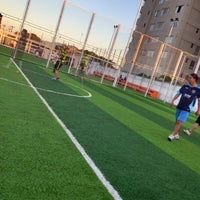 Photo taken at golazzo - Canchas Sintéticas by Leandro S. on 3/31/2013