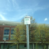 Photo taken at Park & Ride - UNCG by Aaron J. on 4/13/2014