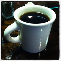 Photo taken at The Depot Cafe by Luke R. on 9/22/2012