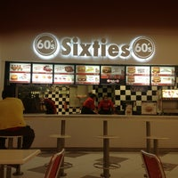 Photo taken at Sixties Burger by Anthony K. on 1/15/2013
