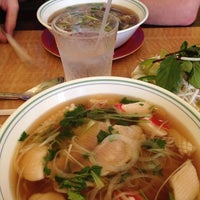 Photo taken at Pho Nhu-Y by Michael W. on 9/21/2014