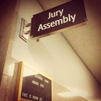 Photo taken at Hall of Justice by Ron P. on 4/25/2013
