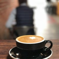 Photo taken at Sextant Coffee Roasters by Ron P. on 2/21/2017