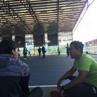 Photo taken at Kompleks Futsal 1Malaysia by Fikrie I. on 4/21/2018