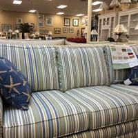 Photo Taken At Seaside Furniture Gallery By Liz Z. On 4/15/2014 ...
