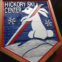 Photo taken at Hickory Ski Center - The Legend by Jules G. on 2/15/2014