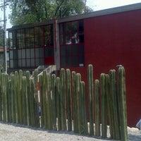 Photo taken at Museo Casa Estudio Diego Rivera y Frida Kahlo by Emma H. on 5/19/2013