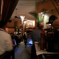 Photo taken at Trattoria Dopo Teatro by Melinda B. on 10/27/2012