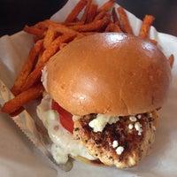 Photo taken at Grub Burger Bar by Kim M. on 6/6/2013