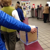 Photo taken at U.S. Post Office by Kim M. on 2/3/2014
