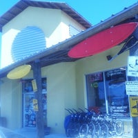 Photo taken at Mr. Surf's Surf Shop by Jeff B. on 10/11/2012