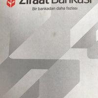 Photo taken at T.C. Ziraat Bankası by Batevo A. on 5/17/2017