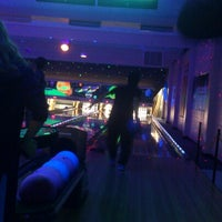 Photo taken at Bowling Alley by Tejas B. on 1/24/2013