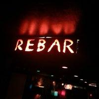 Photo taken at Rebar by Meow M. on 11/19/2012