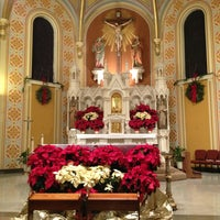 Photo taken at St. Bernards Catholic Church by Kyle S. on 12/28/2012