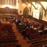 Photo taken at Holy Trinity - PBCC Practice by Alisa R. on 12/10/2012