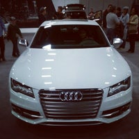 Photo taken at San Diego International Auto Show by Teepany on 12/29/2012