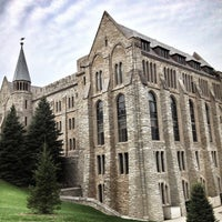 Photo taken at St Olaf College by M on 5/13/2013