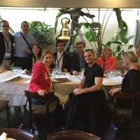 Photo taken at Restaurante Tritón by Sercan G. on 10/2/2015