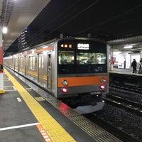 Photo taken at Platform 3 by miya 3. on 11/27/2016