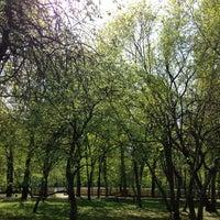 Снимок сделан в Щемиловский детский парк пользователем Marianna I. 5/10/2013