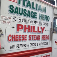 Photo taken at Dominic's Food Truck by michael james on 9/19/2012