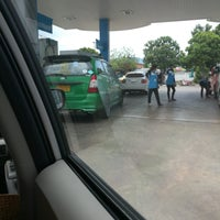 Photo taken at PTT NGV Station by wannapong p. on 7/30/2017