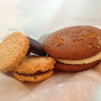Photo taken at One Girl Cookies by Lara Z. on 6/5/2013