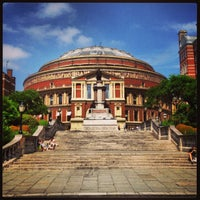 Photo prise au Royal Albert Hall par Frédéric B. le7/21/2013