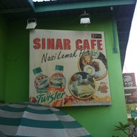 Photo taken at Sinar Cafe by Rashimy A. on 6/11/2013