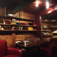Photo taken at Cuban Seed Cigar Co. by Justin E. on 10/27/2012