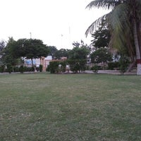 Photo taken at Sir Syed Ahmed Khan park by Farrukh A. on 5/6/2013