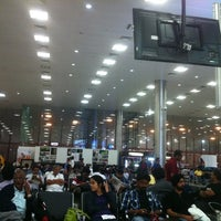 Photo taken at Pune Airport (PNQ) by Ramesh R. on 10/26/2012