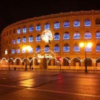 Foto tomada en Plaza de Toros de Valencia por Eduard T. el 1/2/2013
