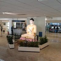 Photo taken at Bandaranaike International Airport (CMB) by Aleksandr N. on 2/4/2013