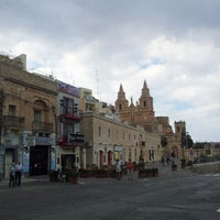 Photo taken at Mellieha Heights by Kira M. on 10/24/2013