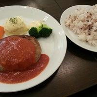Photo taken at Restaurant & Cafe MIYAKE by Hyang J. on 4/27/2013