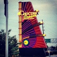 Photo taken at Choctaw Casino by Greg N. on 10/9/2012
