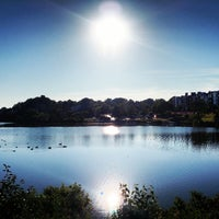 Photo taken at Granville Gude Park and Lakeside by Thomas A. on 7/2/2017