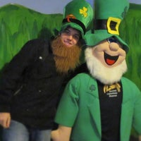 Photo taken at National Leprechaun Museum by Leonardo B. on 3/12/2013