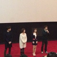 Photo taken at CGV Suwon by Myeong hee S. on 11/11/2012