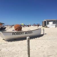 Photo taken at Robert Moses State Park - Field 5 by Jaimee E. on 9/6/2015